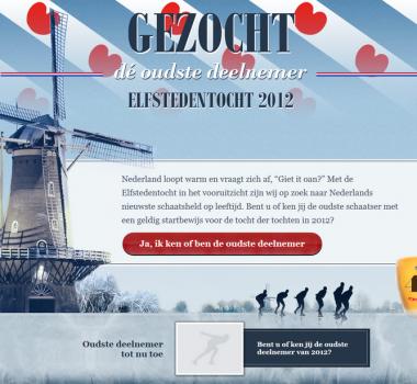 Winnaar Elfstedentocht 2012 bekend