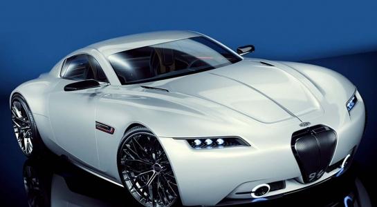Delahaye 94 Concept Car