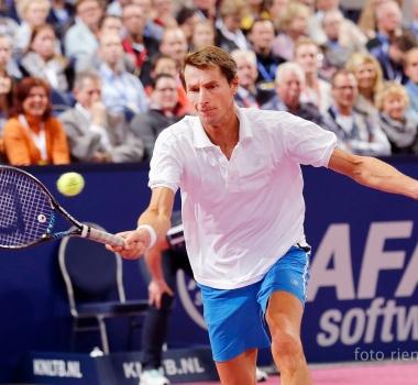 15e AFAS Tennis Classics; een zakelijk verwenfeest