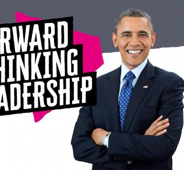 Forward Thinking Leadership: een held komt het helder uitleggen