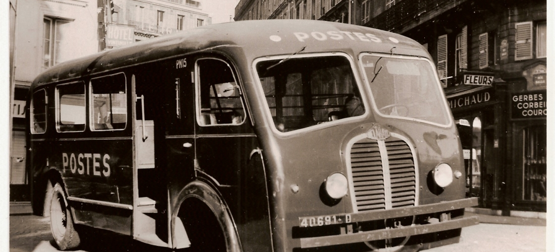 Delahaye 163 bus/truck